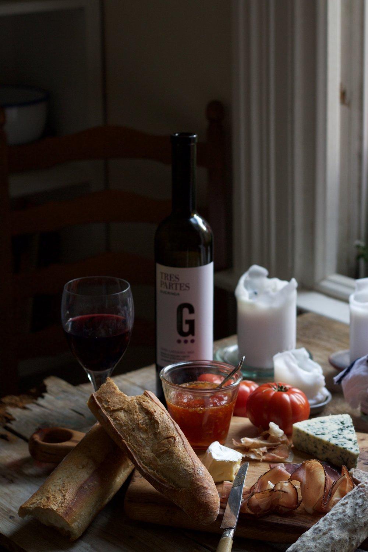 Jette Virdi wine pairing