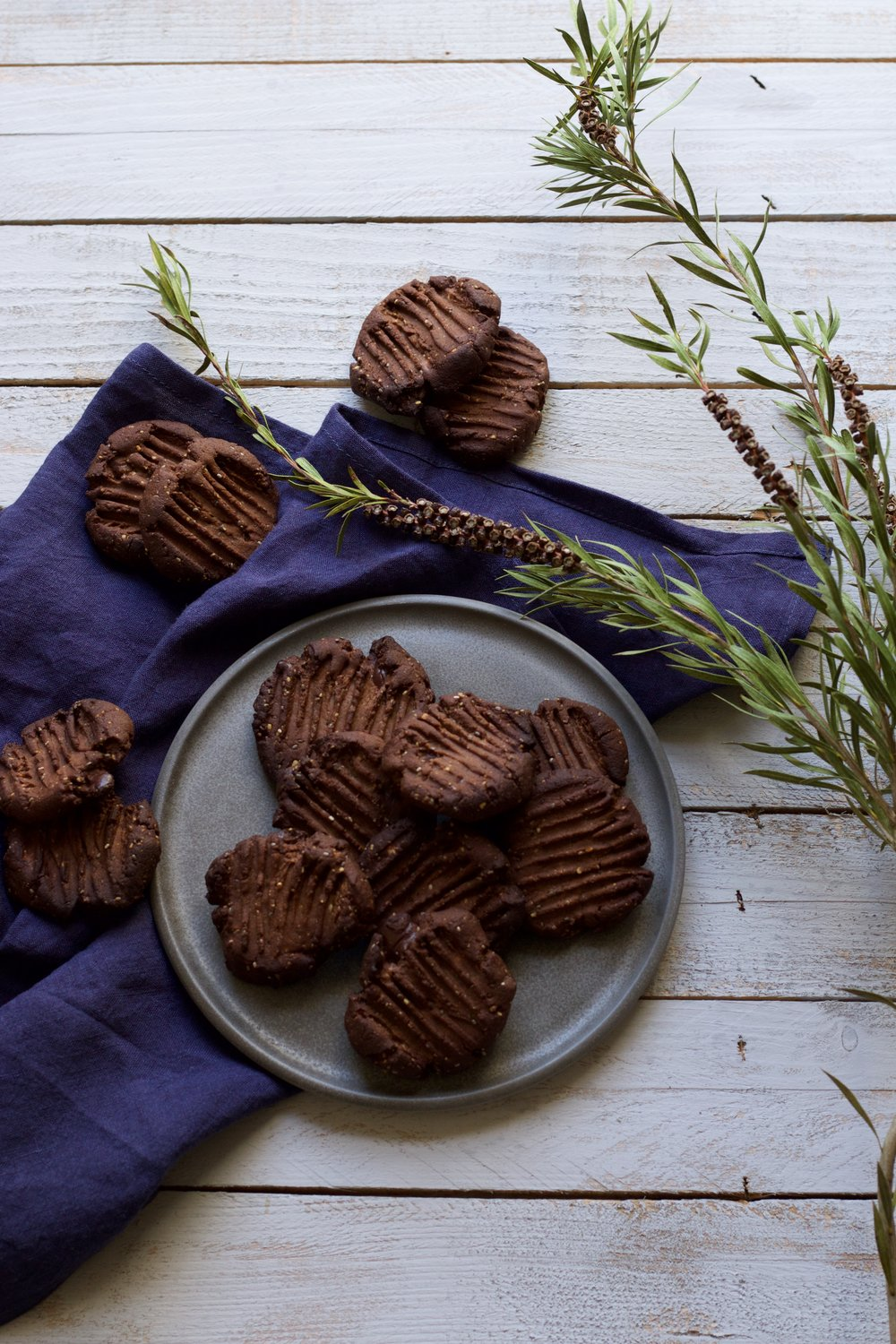 Teff Cookie Recipe by Jette Virdi, food stylist in London and Dublin