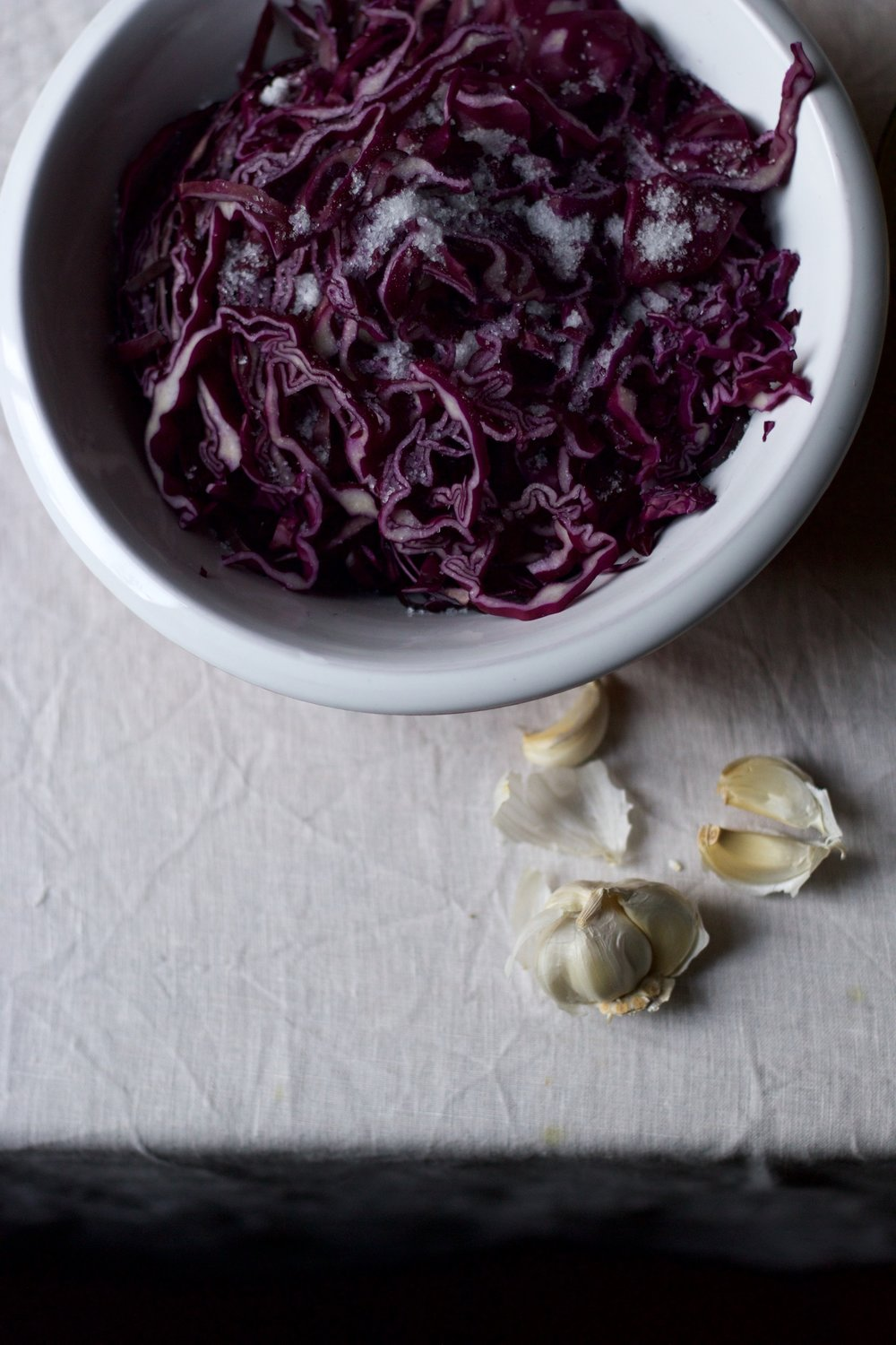 Sauerkraut recipe by Jette Virdi, Food stylist based in london, Portugal and Ireland