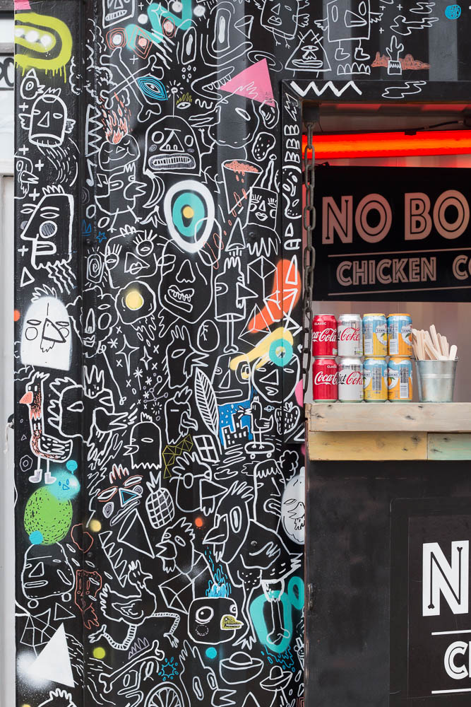 Eatyard, photographed by Jette Virdi