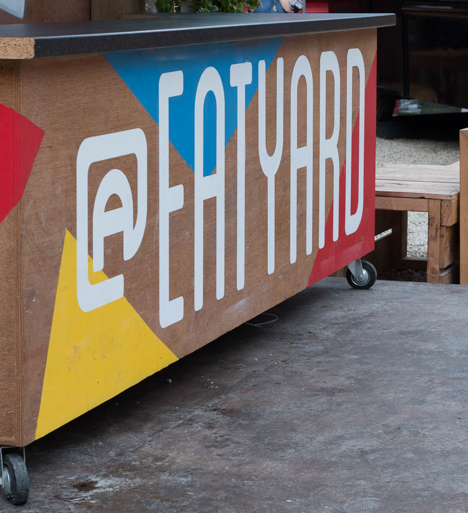 Eatyard shot by Jette Virdi, Dublin based photographer and food stylist