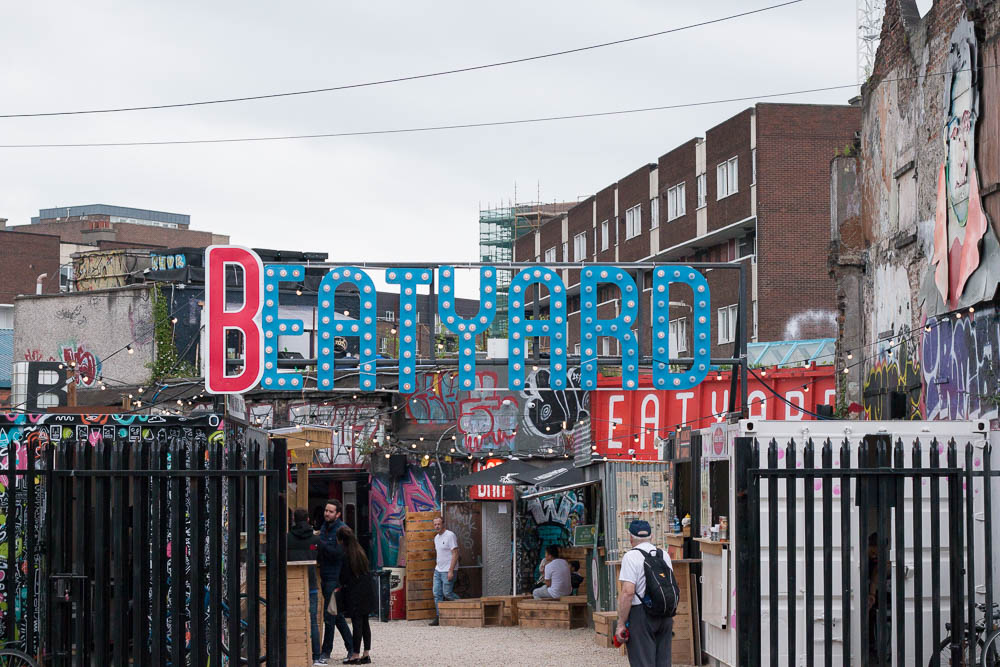 Eatyard photographed by Jette Virdi, food stylist and photographer based in Dublin