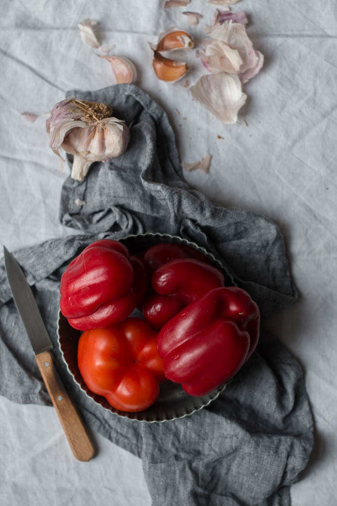 Veggie Recipes by food stylist and photographer, Jette Virdi