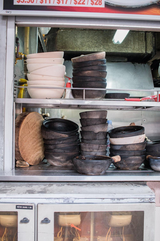 Clay Pot Rice, Singapore