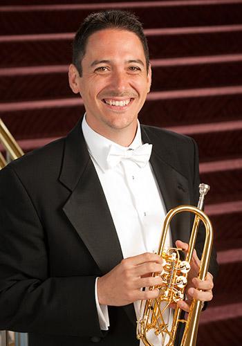 Justin Emerich, trumpet