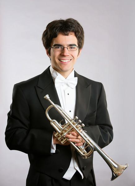 Mark Grisez, trumpet