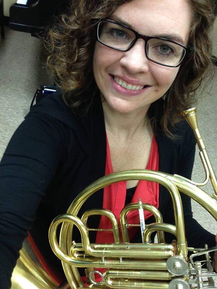 Jena Gardner, horn