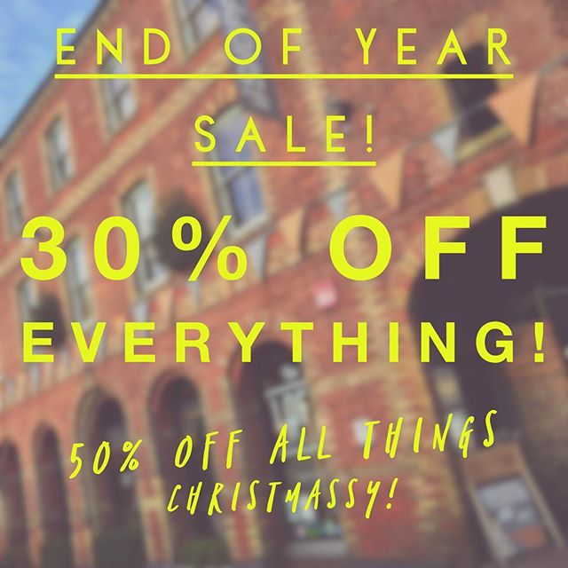 🌟 We're back OPEN with a very special treat for you all! From now until the new year, EVERYTHING in store is 30% OFF, while all things Christmassy are a whopping 50% OFF! Don't miss out! ✨  #endofyearsale #flashsale #sale #bargain #gifts #homestore #howyouhome #shoplocal #shopsmall #shopindependent #shopsmalluk #fortheindependents #arundel #sparksyard #livelikeus