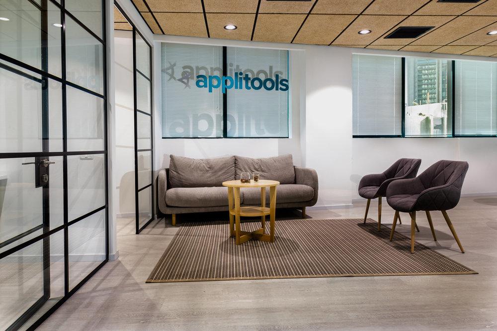 משרדי APPLITOOLS צילום | לירן שרעבי