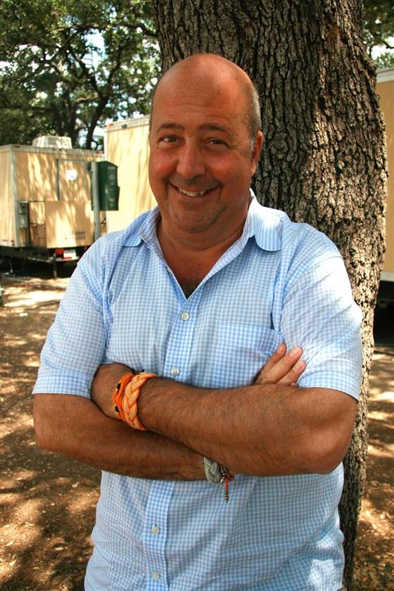 Andrew Zimmern says Filipino food is 'next big thing' TODAY Food, June 12, 2012