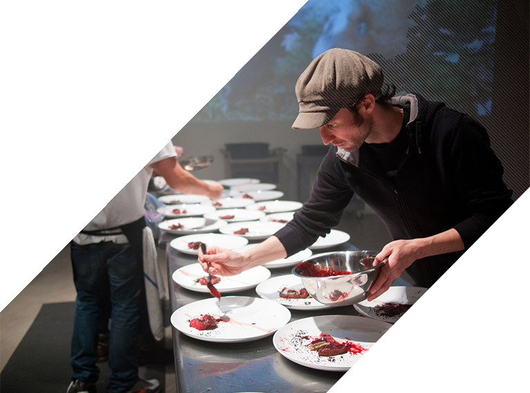 Cook, Collaborate and Listen: the return of Indie Chefs Week Citygram, Jan 4, 2014