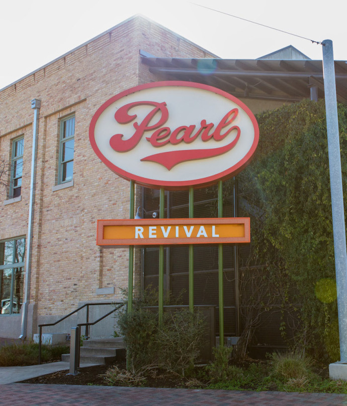Pearl Revival (feature on San Antonio's history Pearl brewery)    Citygram,  March 31, 2014