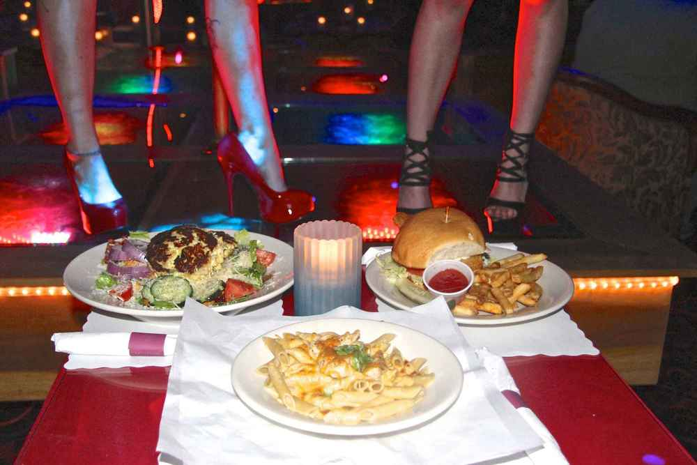 How's the food at Austin's gentlemen's clubs? A 3 part review    Thrillist,  April 30 2014