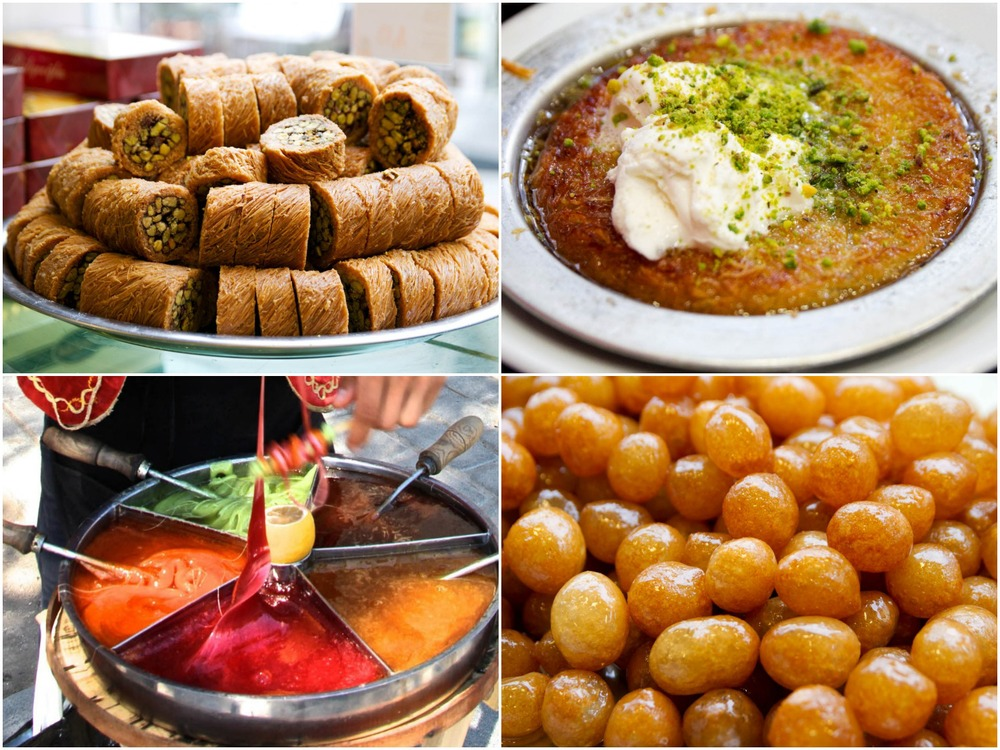 Baklava and Beyond: 12 Turkish Sweets You Should Know  Serious Eats, September 8 2014