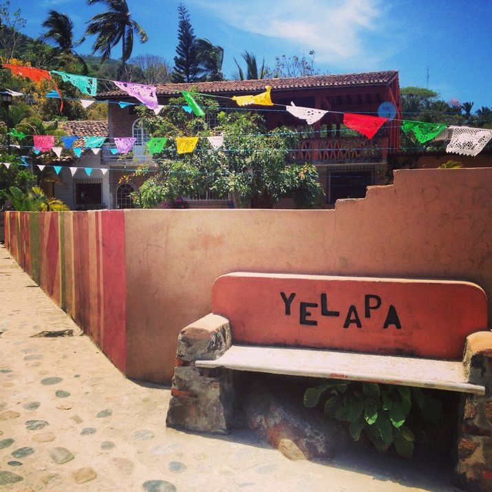 beautiful Yelapa is just a water taxi away from PV