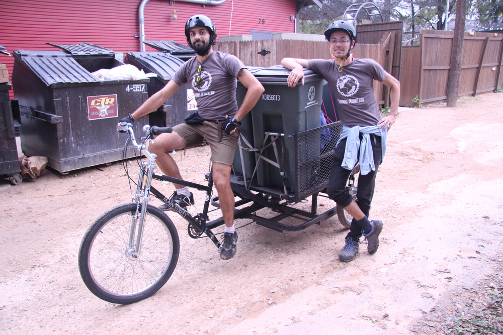A Healthy Cycle for Austin's Compost Scene     GOOD , Oct 13 2014