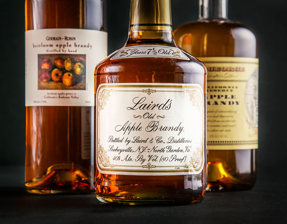 The Best Calvados and Apple Brandies 2014 Tasting Table, Dec 11 2014