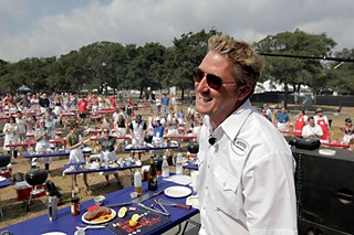 Texas Toast: Drinking up the Austin Food & Wine Festival Austin Chronicle, April 24, 2015