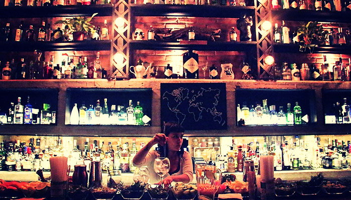 Where to Drink in Mexico City Right Now    Forbes Travel Guide,  May 15, 2015