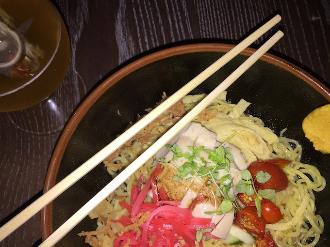 Ramen Tatsu-Ya Takes Over the Congress Kitchen    Zagat , July 6, 2015