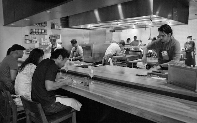 12 Best Chef's Counters in Austin Zagat, June 24, 2015