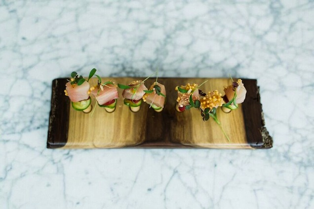 First Look: VOX Table Zagat, May 11, 2015