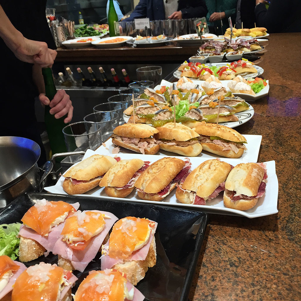 A Pintxos Guide to San Sebastián FWx, July 30 2015