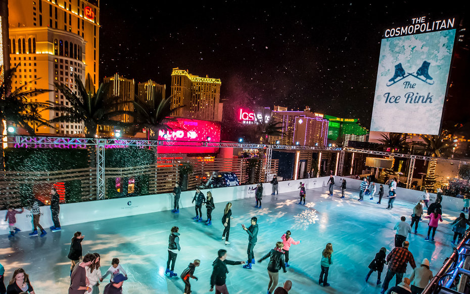 How to Do Family Christmas in Vegas Travel & Leisure, Dec 18 2015