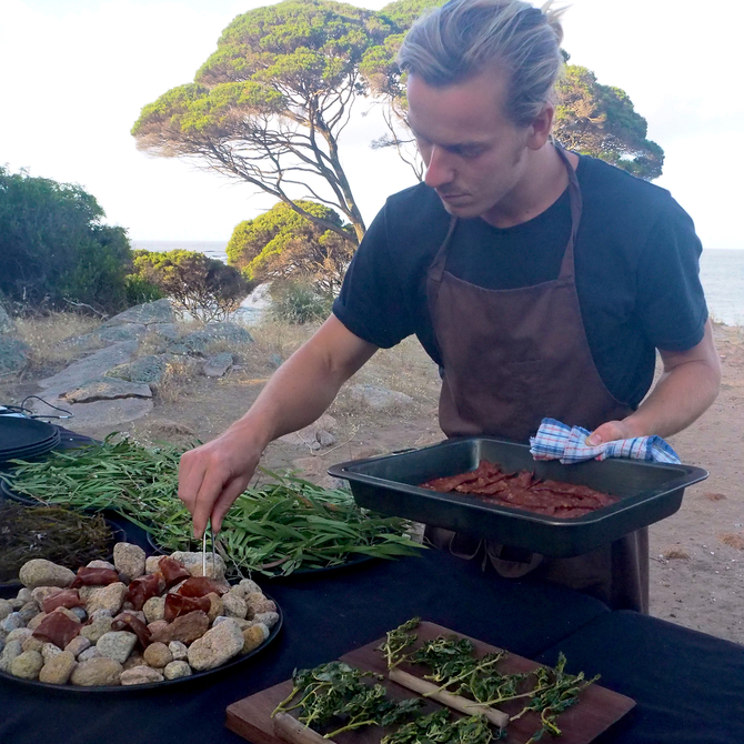 5 Ways to Dine in the Wilds of Western Australia Food & Wine, Jan 8 2016