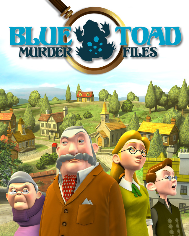 Blue Toad Murder Files: The Mysteries of Little Riddle Developed and published by Relentless Software  |  PlayStation 3