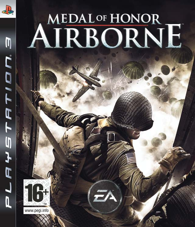 Medal of Honor: Airborne   Developed by EA Los Angeles   Published by EA Games   PlayStation 3 and Xbox 360