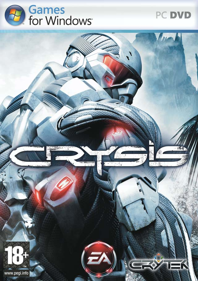 Crysis   Developed by Crytek   Published by EA Games   PC