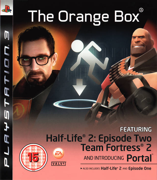 The Orange Box Developed by Valve, PS3 version developed by EA   Published by EA Games   PlayStation 3