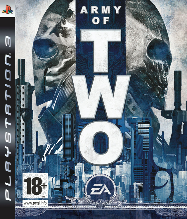 Army of Two   Developed by EA Montreal   Published by EA Games   PlayStation 3 and Xbox 360