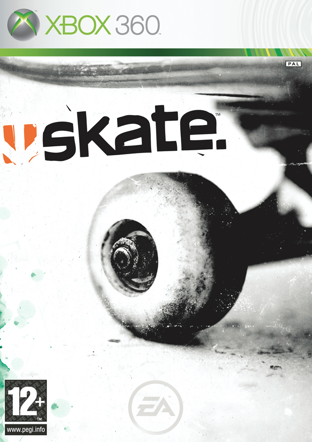 Skate Developed by EA Black Box   Published by EA Games   Xbox 360 and PlayStation 3