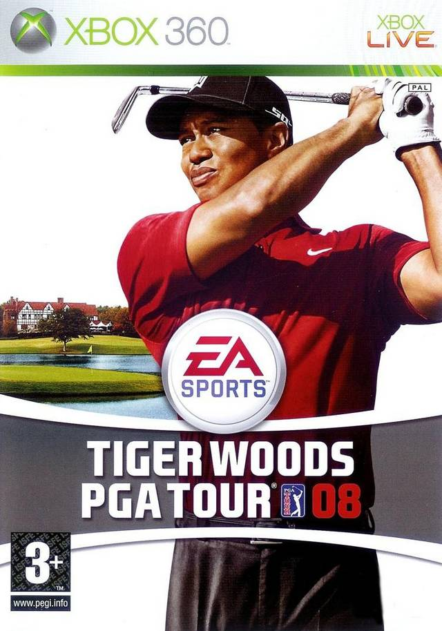 Tiger Woods PGA Tour 08   Developed by EA Tiburon   Published by EA Sports   Xbox 360 and PlayStation 3