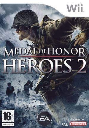 Medal of Honor Heroes 2   Developed by EA Canada   Published by EA Games  Wii