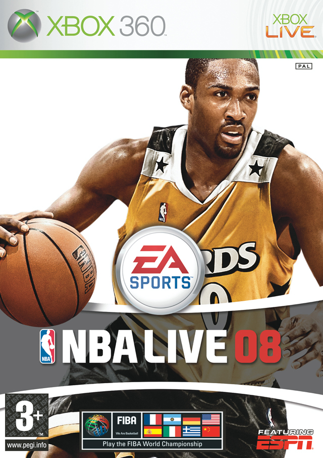 NBA Live 08 Developed by EA Canada   Published by EA Sports   Xbox 360 and PlayStation 3