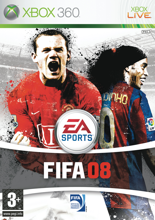 FIFA 08 Developed by EA Canada   Published by EA Sports   Xbox 360 and PlayStation 3