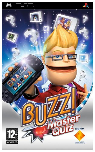 Buzz!: Master Quiz   Developed by Relentless Software and Curve Studios   Published by Sony Computer Entertainment Europe   PlayStation Portable