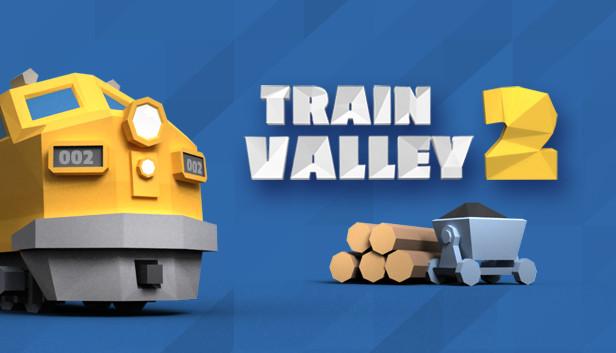 Train Valley 2 - FlazmEditor (Freelance)