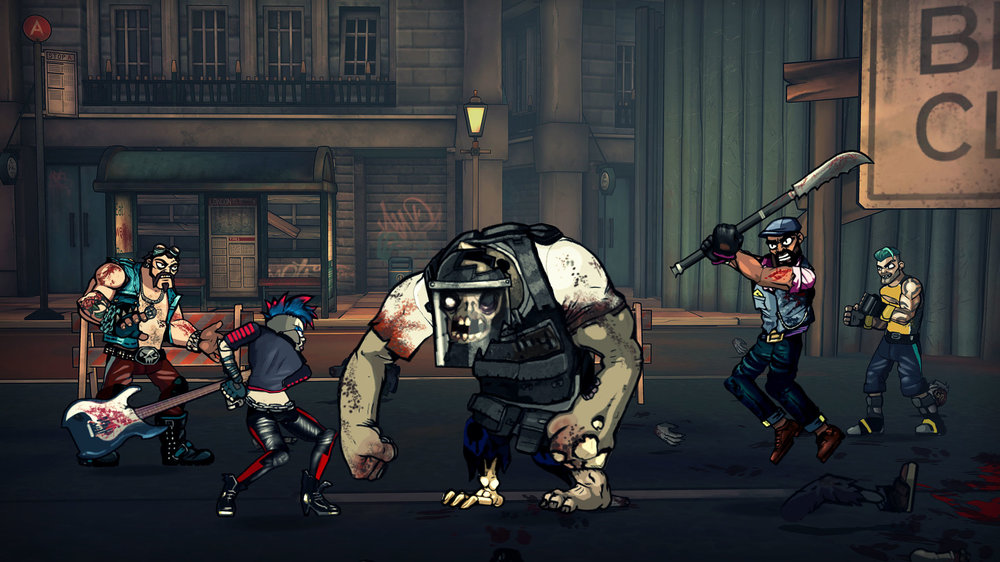 Bloody Zombies - Paw Print GamesLead Writer (Freelance)