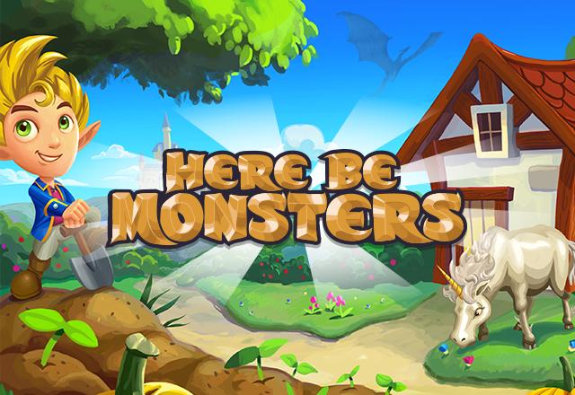Here Be Monsters - GamesysSenior Narrative & Quest Designer