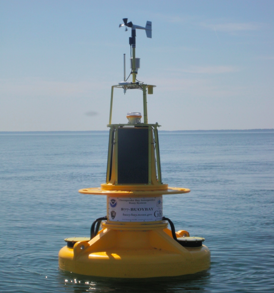 NOAA USES AQUASENT IN THE CHESAPEAKE BAY — Aquatic Sensor