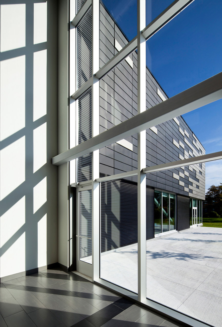Photo parStéphane Brügger, fournie par  Rubin & Rotman architectes.