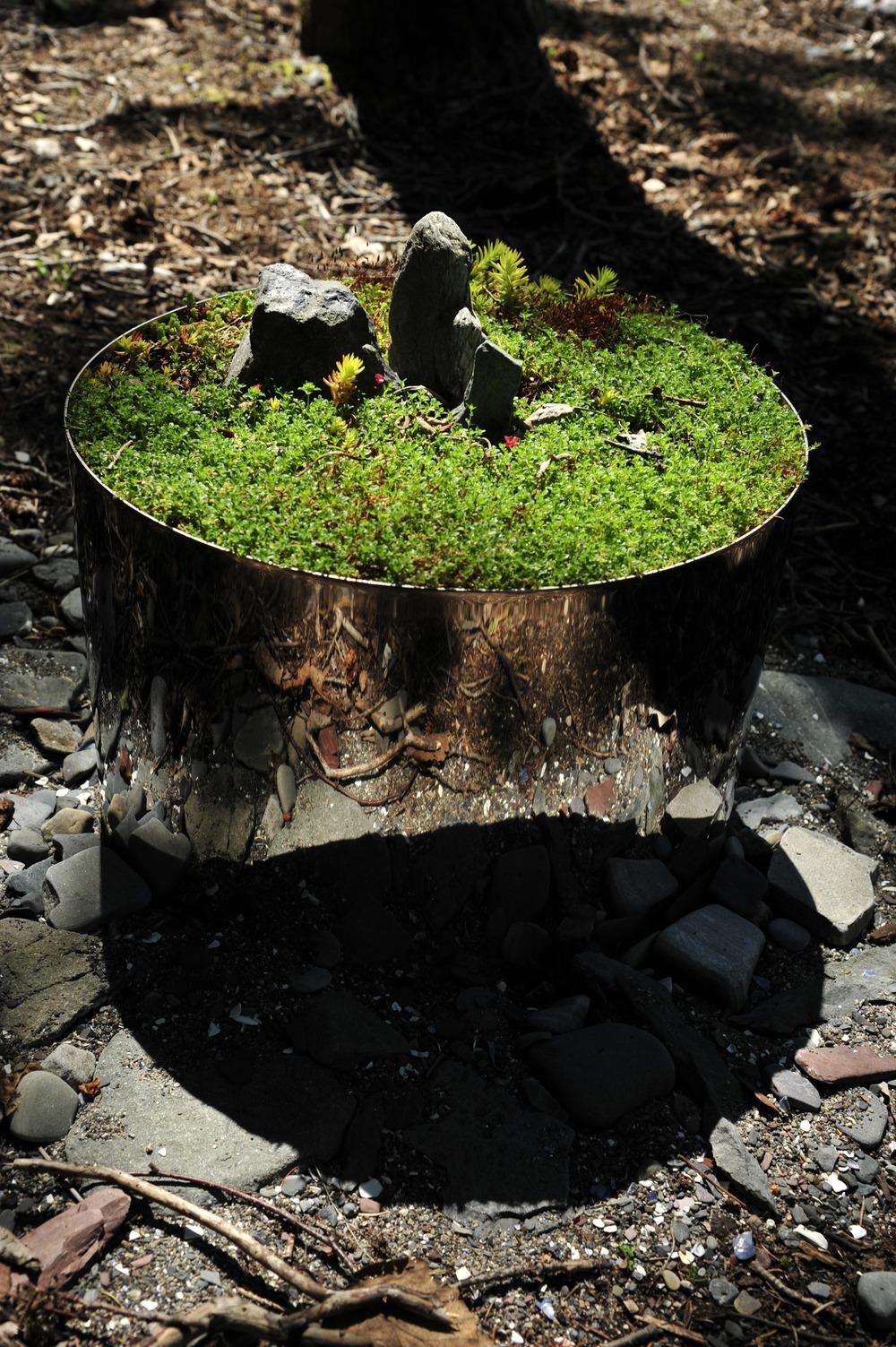 Photo par Sylvain Legris fournie par le Festival international de jardins des Jardins de Métis, via v2com.