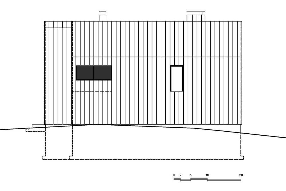 Dessin par MU Architecture, fourni par v2com.