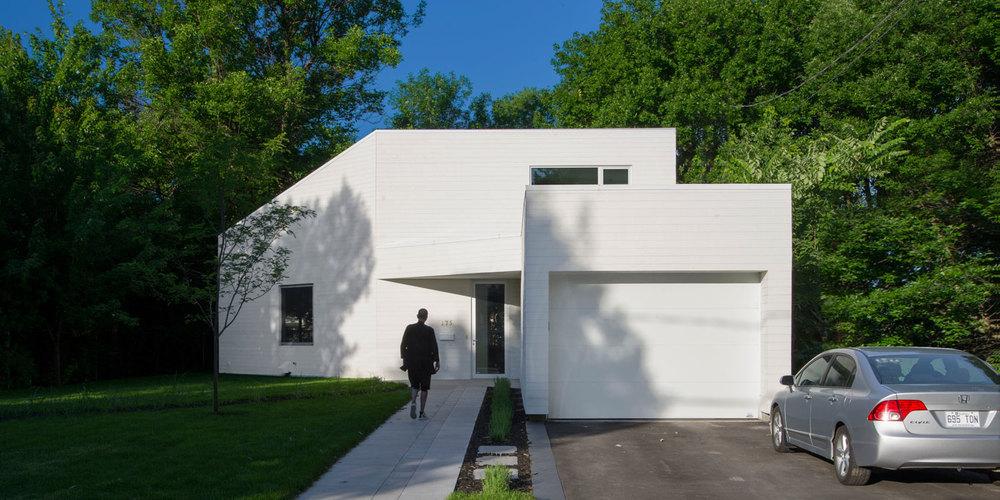 Photo par Jean Verville architecte, fournie par v2com.