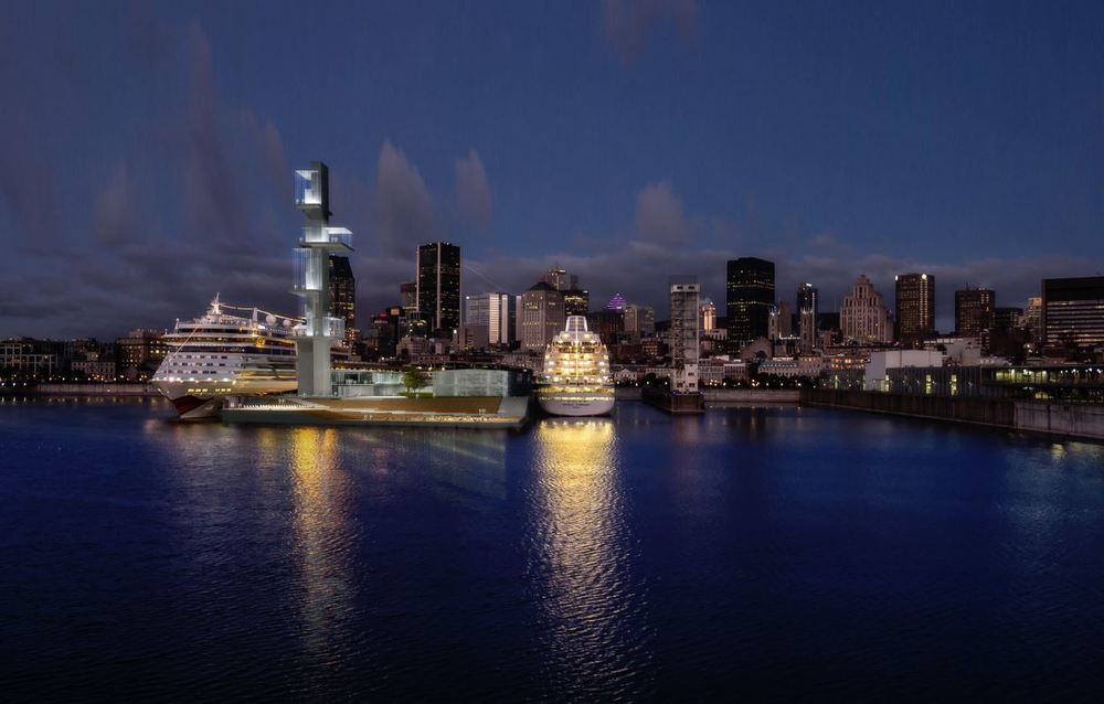 Image par l'Administration portuaire de Montréal.