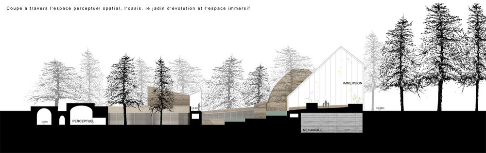 Image parKuehn Malvezzi, Pelletier De Fontenay et Jodoin Lamarre Pratte, fournie par la Ville de Montréal.